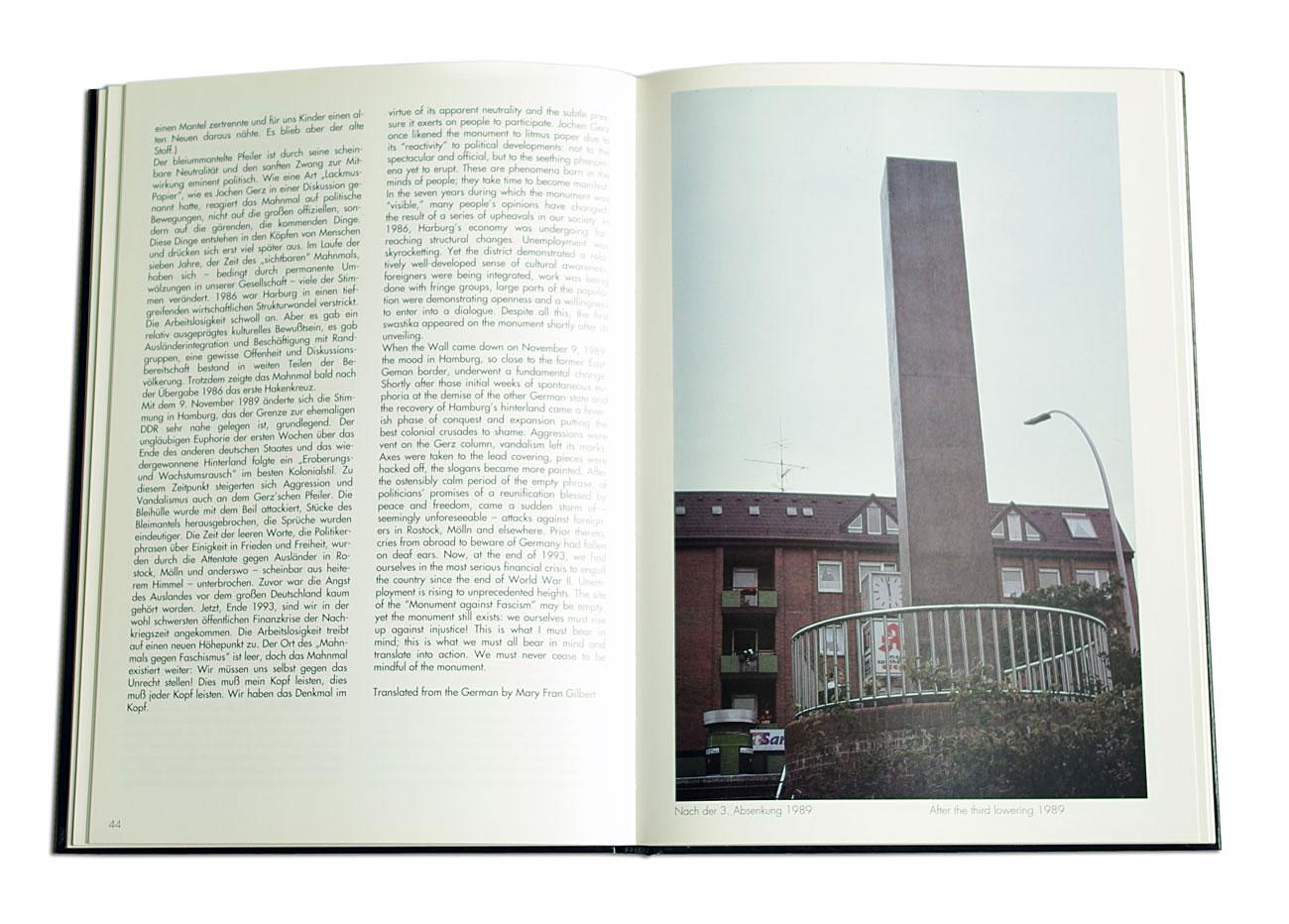The Harburg Monument against Fascism