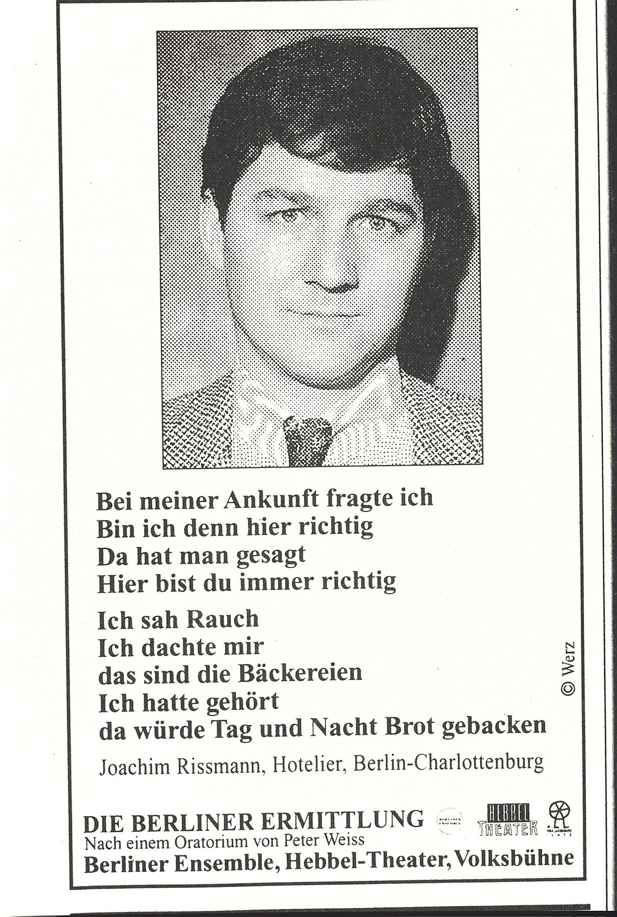 Berlin Inquiry