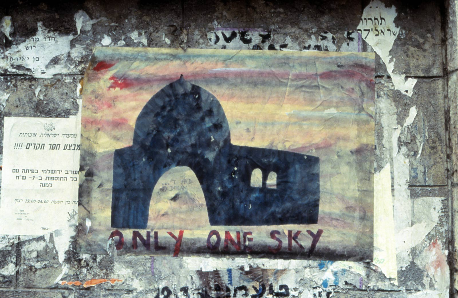Just one Sky