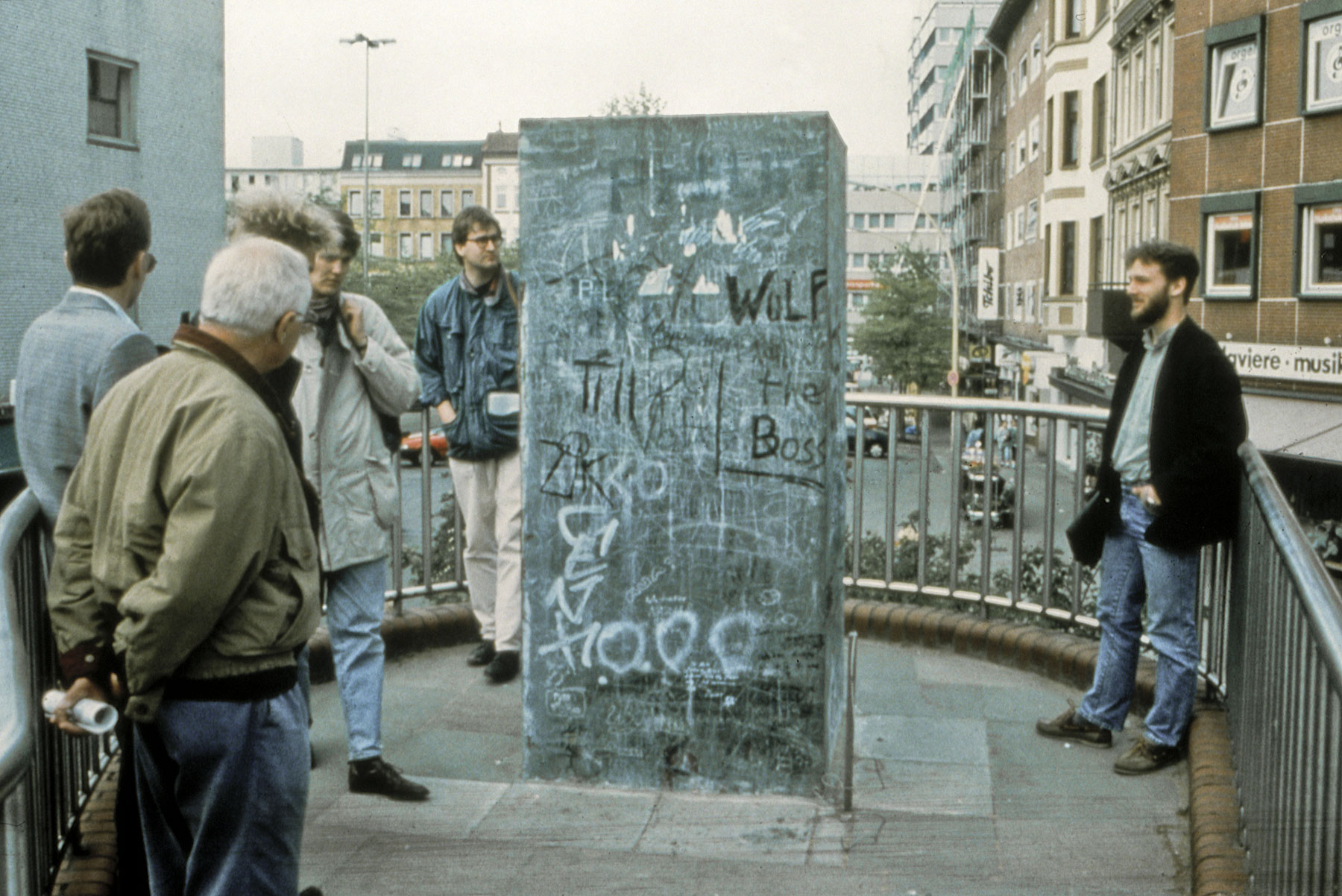 Monument Against Fascism