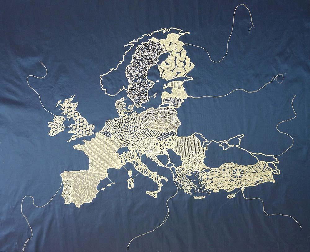 Tissage d'Europe